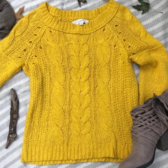 LOFT Sweaters - LOFT cozy 89d5f4c34